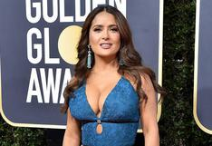 Globos de Oro 2021: Salma Hayek también se une a la lista de presentadores de la gala