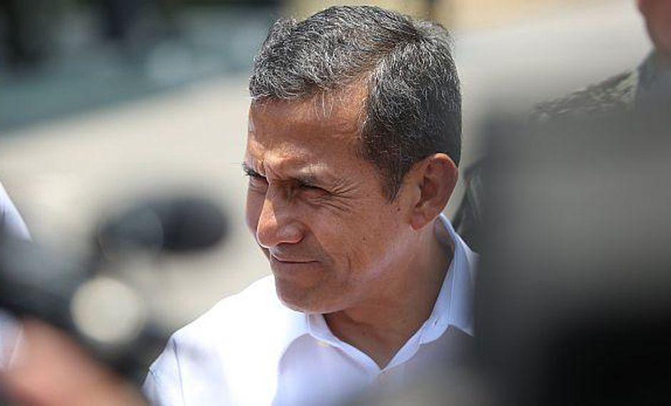 Fiscalía cita a Ollanta Humala por caso Gasoducto del Sur