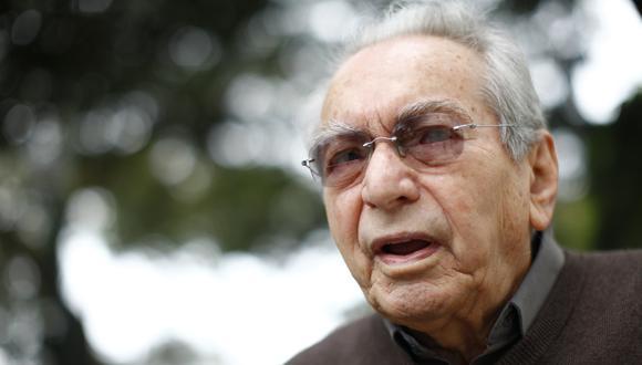 Cotler es considerado uno de los pensadores peruanos más destacados de nuestro tiempo. Foto: El Comercio.