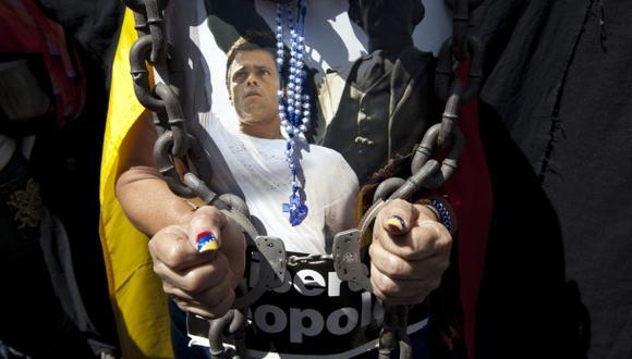 Leopoldo López y sus frases contra Maduro desde la cárcel