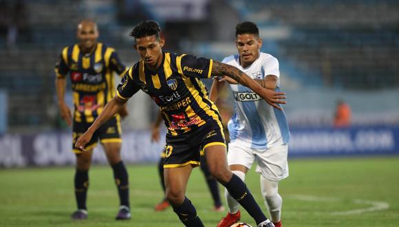 Sport Rosario eliminado de la Copa Sudamericana por Cerro de Uruguay. (Foto. Agencias)