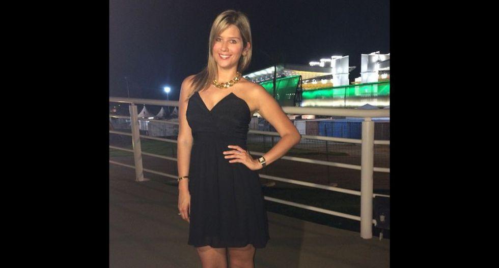 Andrea Guerrero: la hermosa periodista colombiana de ESPN - 14