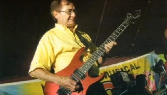 Tulio Trigozo, fundador de la agrupación Sonido 2000, falleció. (Foto. Captura YouTube)