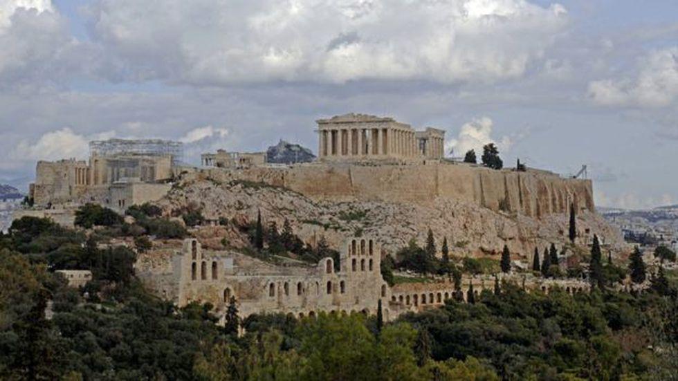 A Grecia le llevó más tiempo que a otros países europeos recuperarse de la devastación provocada por la segunda Guerra Mundial.