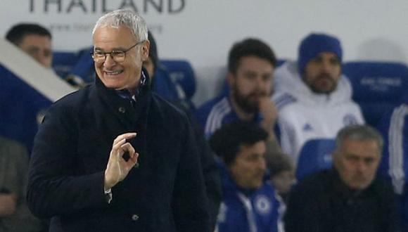 Leicester: cláusula puede hacer ganar €2 millones a Ranieri