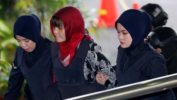 Doan Thi Huong (Reuters)