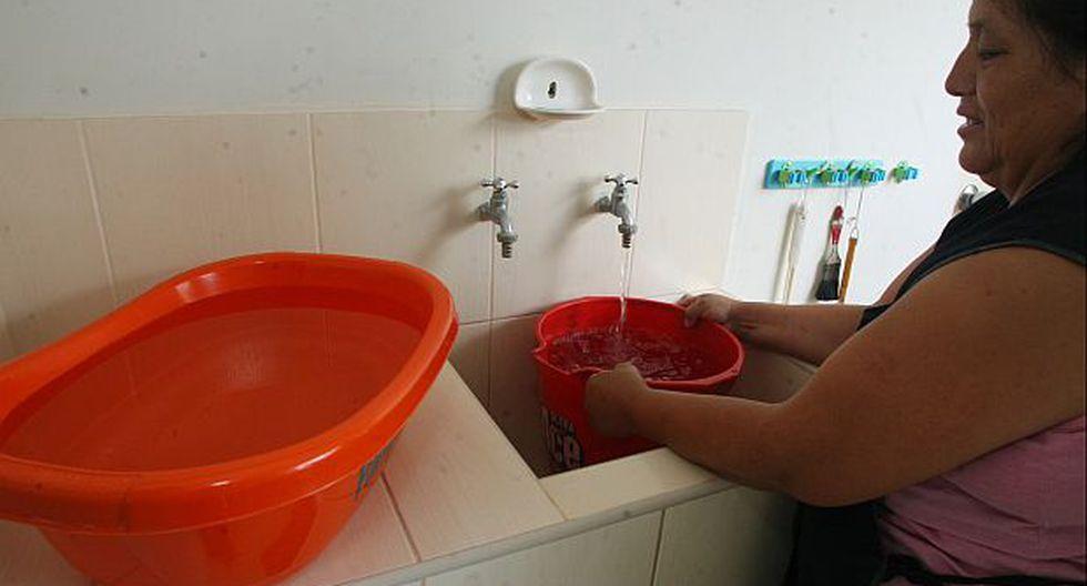 Hoy: corte parcial de agua en San Isidro y Jesús María