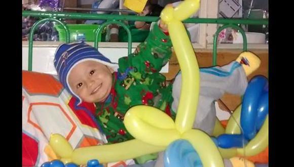 Niño con leucemia necesita con urgencia sangre y plaquetas