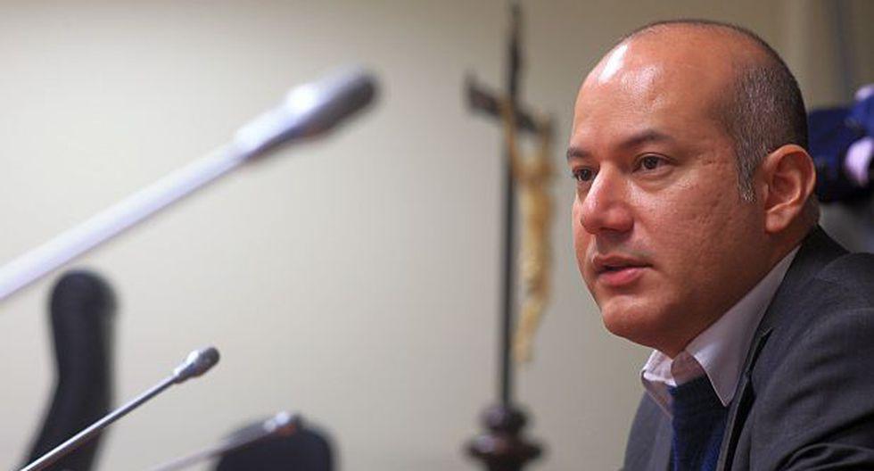 """Informe de los """"narcoindultos"""" es el más sólido, afirma Tejada"""