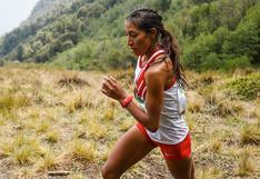 Runner Thalía Valdivia: de dominar las pistas a desafiar las montañas