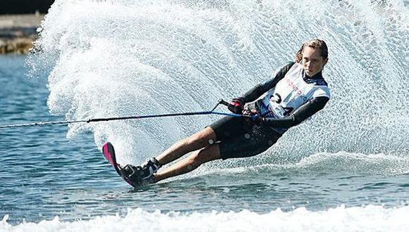 Toronto 2015: María de Osma avanzó a final de esquí acuático