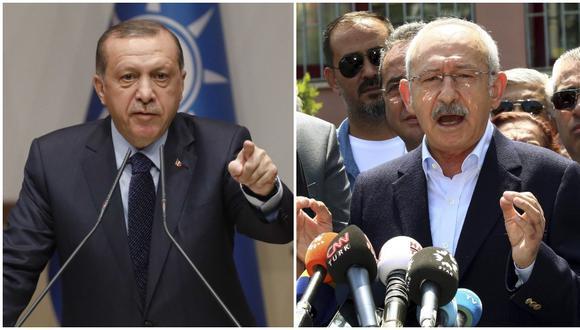 El presidente turco, Recep Tayyip Erdogan se ha convertido en el hombre más poderoso en la historia de Turquía tras resultar reelegido. (Foto: Reuters / AP)