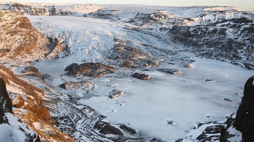 Antes y ahora: cómo los glaciares se están derritiendo - 8