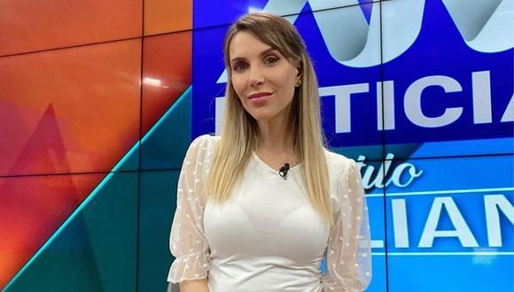 """Juliana Oxenford desmintió tener COVID-19: """"Lo más triste es que hay gente que se lo cree"""". (Foto: @julianaoxenford)"""