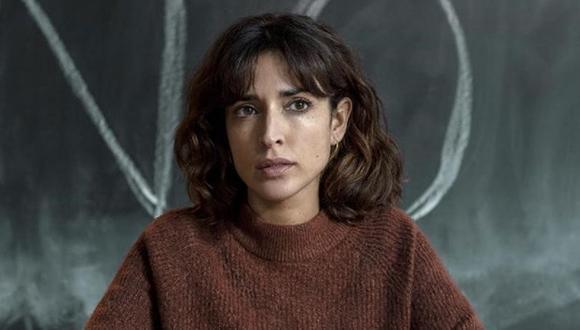 """Al final de """"El desorden que dejas"""" Raquel renuncia a su trabajo (Foto: Netflix)"""