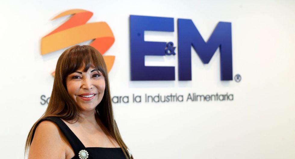 """""""En el mundo de los químicos, los que manejaban el negocio eran hombres"""", manifestó María del Carmen Padilla. (Foto: Rolly Reyna/GEC)"""