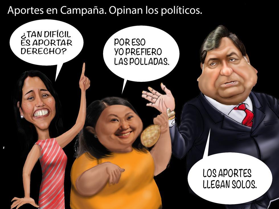 Humor, por Javier Prado - 1