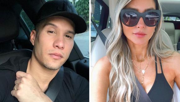 Chyno Miranda agradece apoyo tras hacer público el fin de su relación con Natasha Araos. (Foto: Instagram  @chynomiranda @tashi_net).