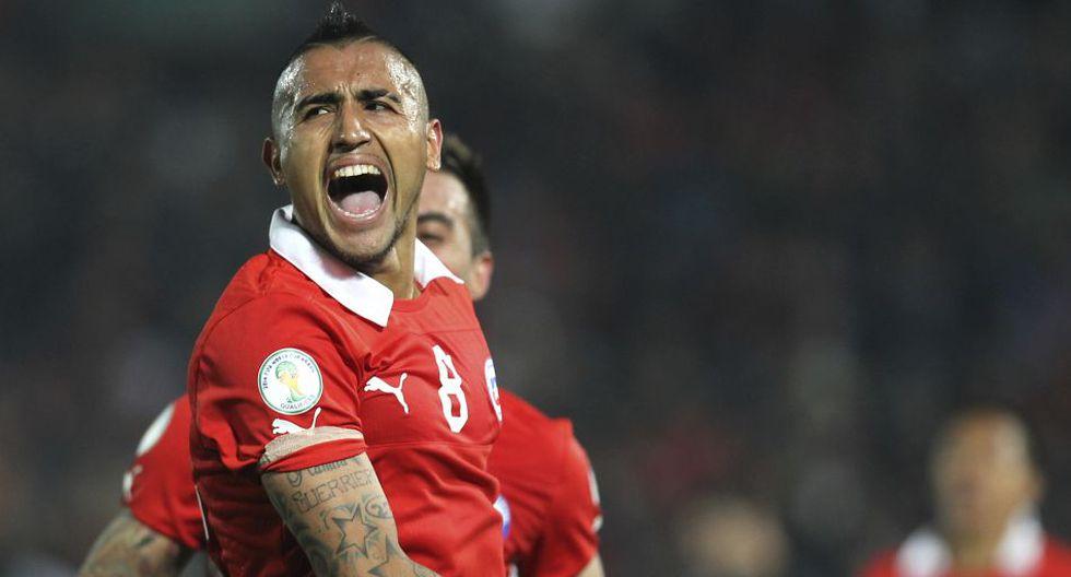 Así llegan los 'extranjeros' chilenos para el duelo ante Perú  - 6