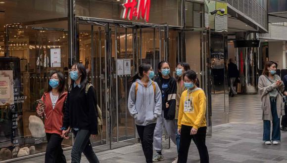 De este modo, el número total de contagiados activos en la China continental se situó en 244, de los que dos permanecen en estado grave. (Foto: AFP / NICOLAS ASFOURI).