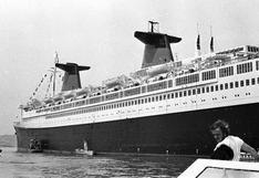 El France: la historia del enorme barco que llegó al Callao y no pudo entrar al terminal por medir como un edificio de 14 pisos