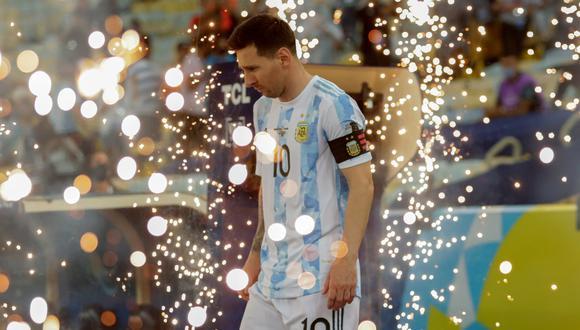 Lionel Messi se encuentra sin equipo, tras culminar su contrato en junio con el FC Barcelona. (Foto: EFE)