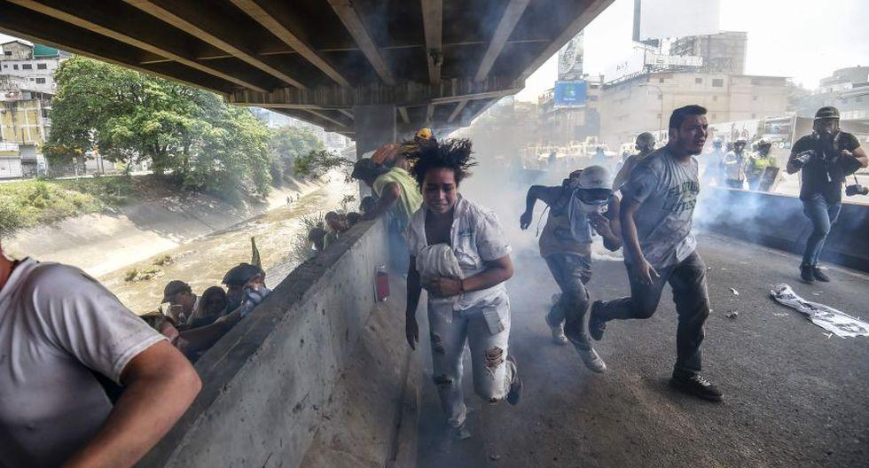 Venezuela: Las fotos más impactantes de la brutal represión - 2
