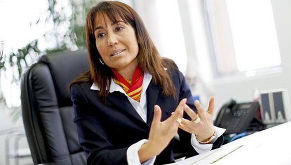 Magali Silva fue extitular del Ministerio de Comercio Exterior y Turismo.