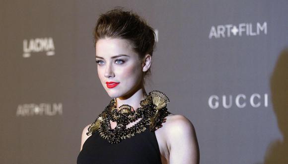 Amber Heard. (Foto: AP)