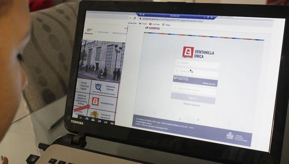 JNE pide a los partidos usar la ventanilla única en el proceso de selección de su candidatos (Foto: Jurado Nacional de Elecciones)