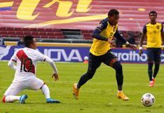 Perú vs. Ecuador: árbitro anula penal tras revisar decisión en el VAR | VIDEO