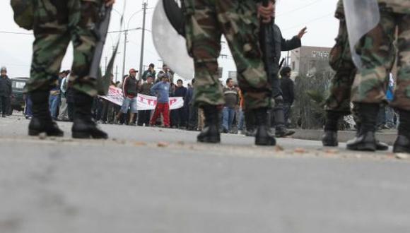 PNP reportó 2 muertos por protestas tras jornada electoral