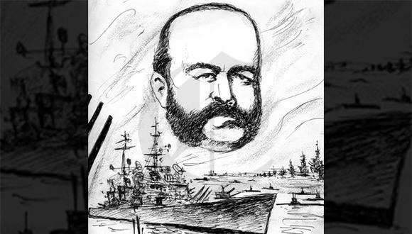 Así ocurrió: En 1834 nace el almirante Miguel Grau
