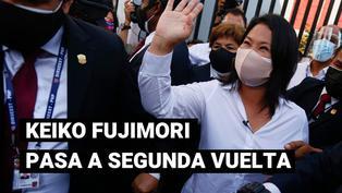 Keiko Fujimori: el perfil político de la candidata que pasó a segunda vuelta
