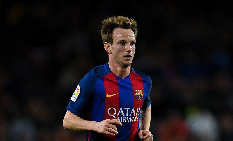 El volante del Barcelona Ivan Rakitic tiene una cláusula de rescisión de 125 millones de euros. . (Foto: AFP/Reuters)