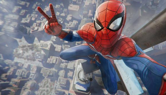 Marvel Spider-Man salió a la venta en setiembre de 2018. (Difusión)