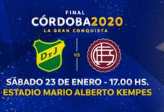 Hoy, Defensa y Justicia vs. Lanús EN VIVO: cómo, a qué hora y dónde ver por TV ONLINE final de Copa Sudamericana
