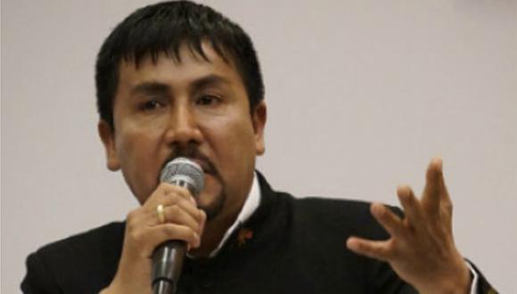 Cáceres ha sido alcalde de Caylloma dos veces: entre el 2003 y el 2006 y entre el 2011 y 2014. (Foto: Universidad Católica San Pablo)