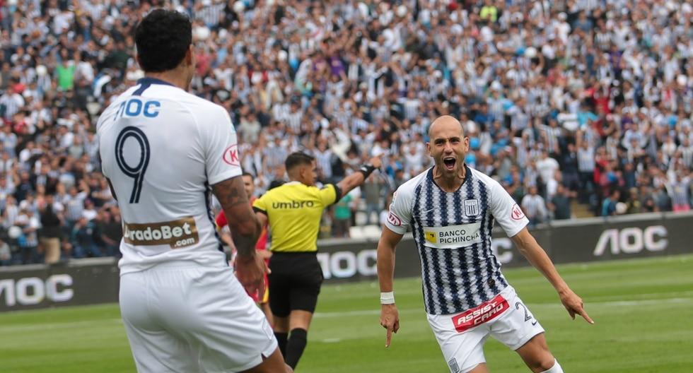 Federico Rodríguez es el goleador de Alianza Lima en el Clausura (7). (Foto: Club Alianza Lima)