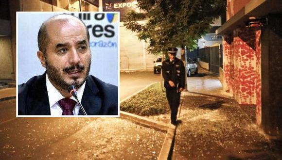 Granada en Tarata: Pérez Guadalupe descarta atentado terrorista