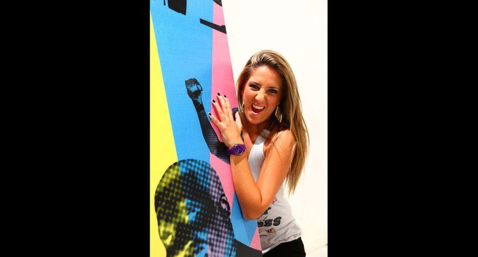 """Miss fútbol"": Joanna Boloña opina en la revista DT Mundial - 10"
