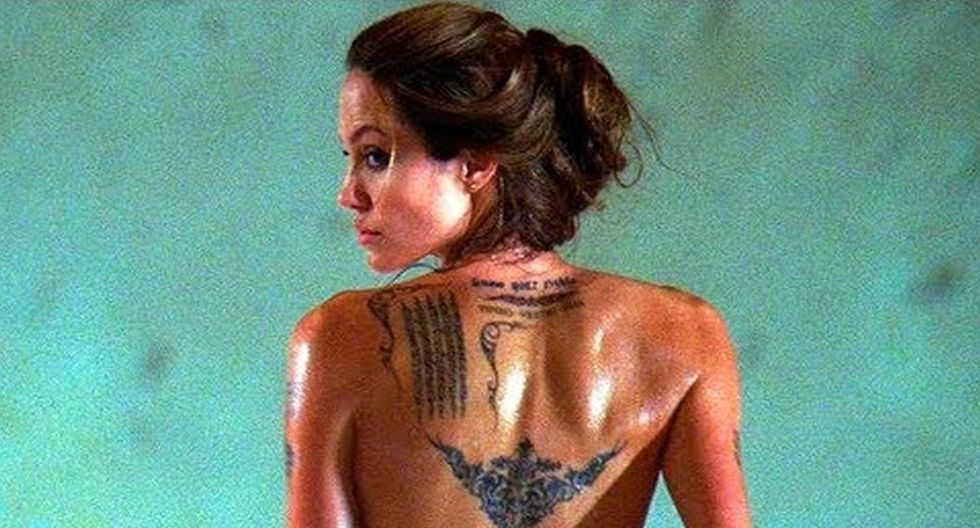 """Angelina Jolie en """"Se busca"""". (Foto: Difusión)"""