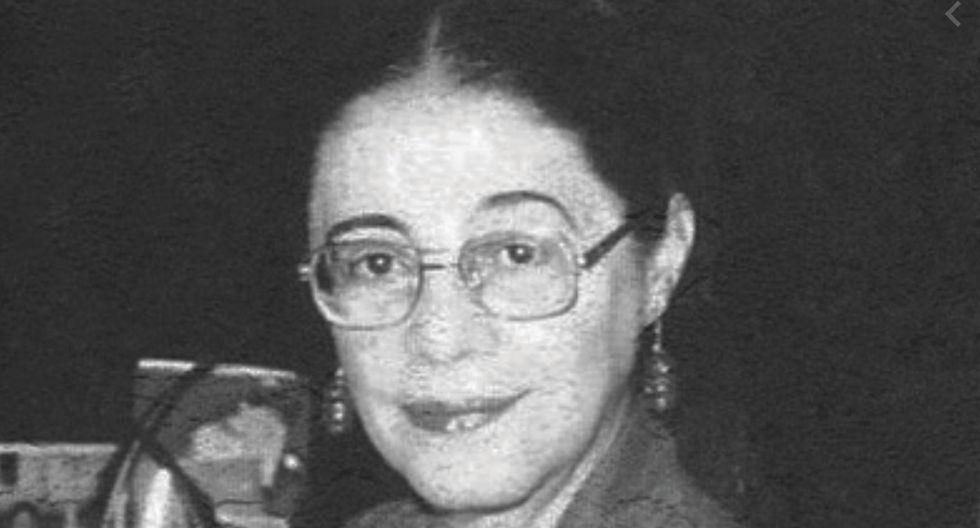 ELLA DUNBAR. Fue la primera historiadora profesional en la Academia Nacional de Historia y la primera mujer catedrática en el Perú.