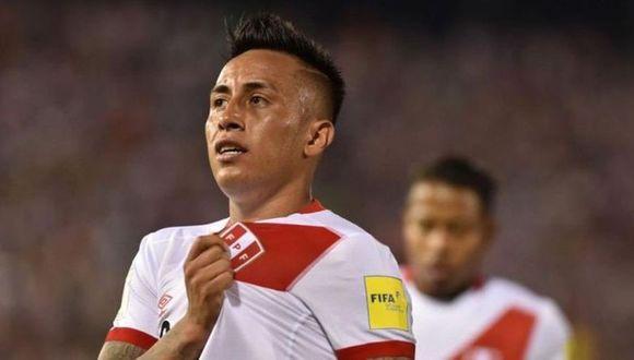 Ariel Holan elogió a Christian Cueva, volante que llegará a Independiente. (Foto: AFP)
