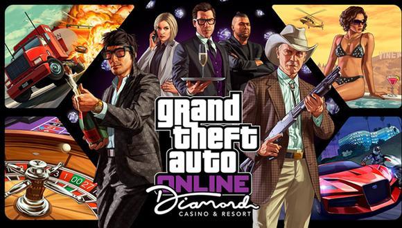 GTA Online The Diamond Casino & Resort: fecha de lanzamiento, precio, tráiler y cómo jugar (Foto: Rockstar Games)