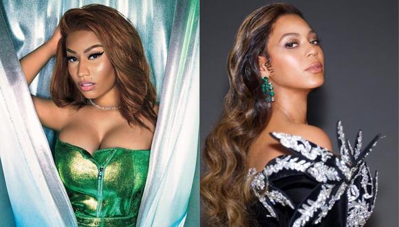 """Nicki Minaj y Doja Cat llegaron al número uno de la lista de sencillos de Estados Unidos con el remix de la canción """"Say So"""". (Foto: Instagram)"""