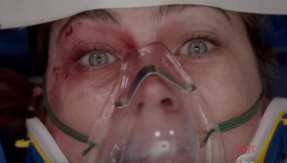 La vida de Meredith estuvo en riesgo en más de una oportunidad. (Foto: ABC)