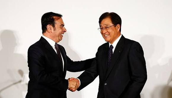 Nissan acuerda la compra del 34% de una atribulada Mitsubishi