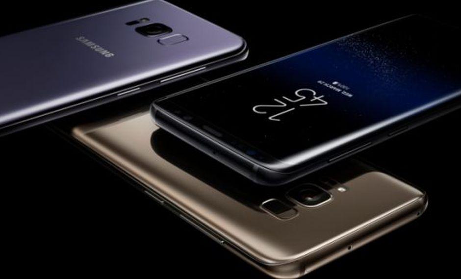 Samsung presentó al mundo el nuevo Galaxy S8