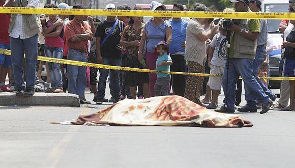 Menor de 14 murió tras ser atropellada por auto en Comas
